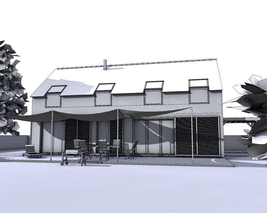 Constructeur ccmi de maison en bois cologique avec ecop for Chiffrage construction maison