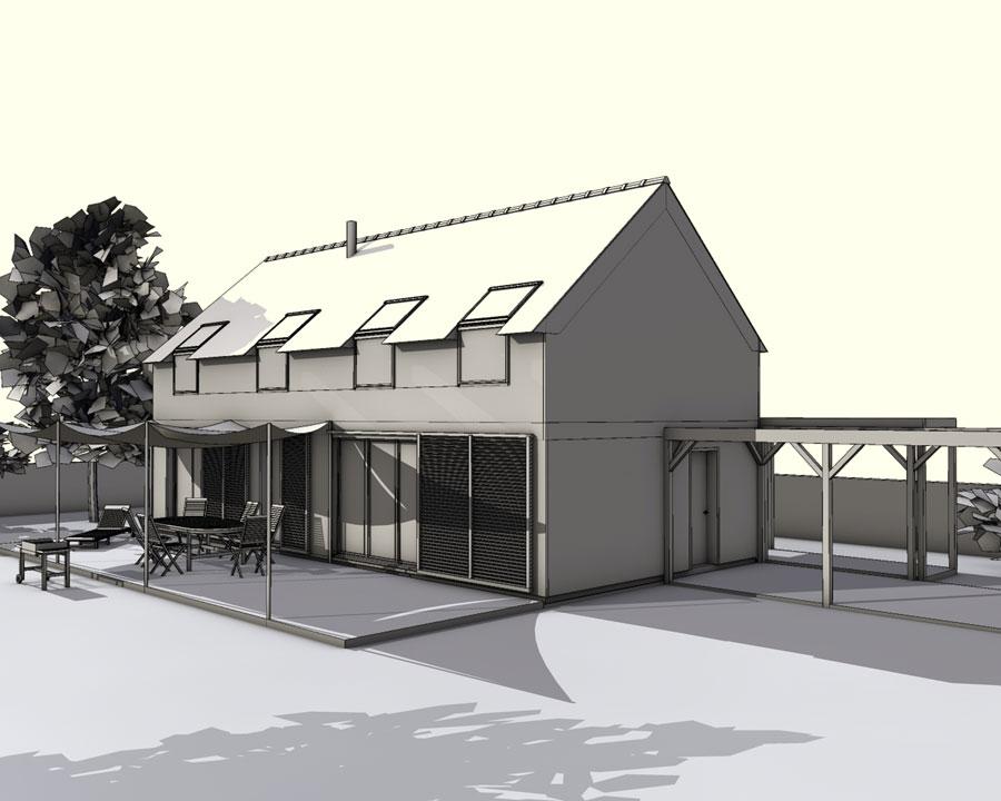 Constructeur ccmi de maison en bois écologique avec ecop habitat.