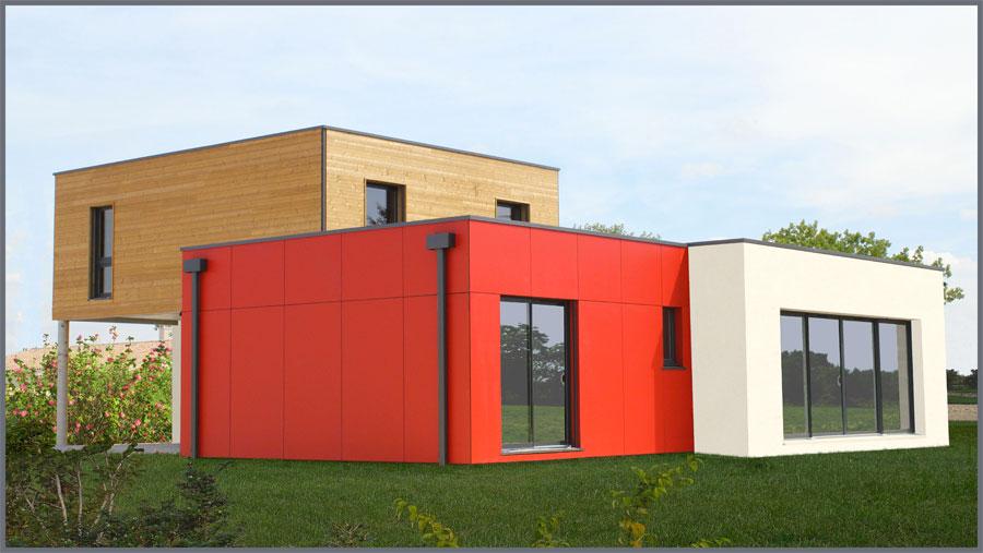 Construire Maison En Bois Prix Excellente Maison En Bois Maisons