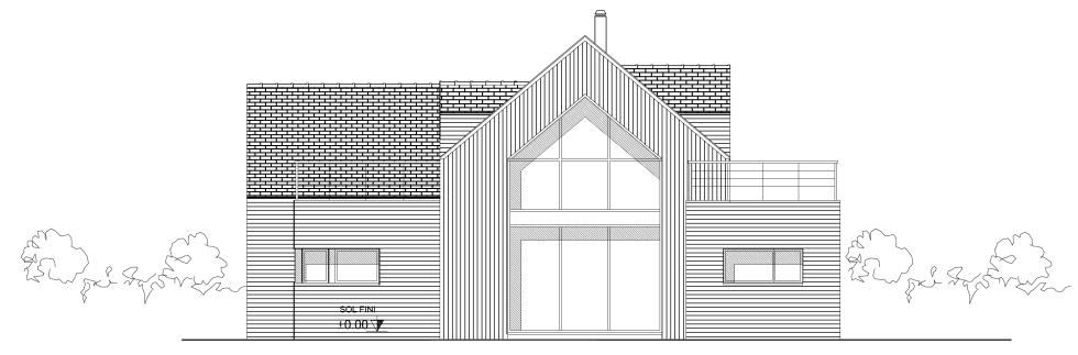 facade vegetalisee exemples photos accueil design et mobilier. Black Bedroom Furniture Sets. Home Design Ideas