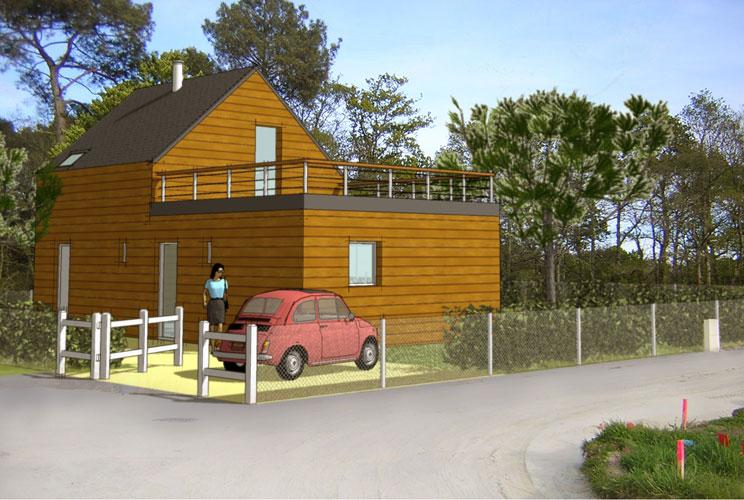 int grations maisons cologiques ecop habitat constructeur bois ccmi. Black Bedroom Furniture Sets. Home Design Ideas