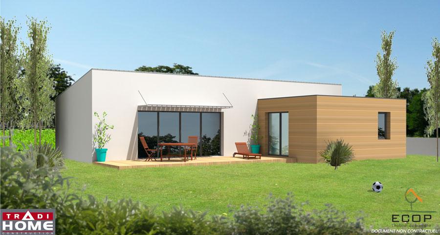 La maison cologique lu0027art cologique et conomique for Architecte maison ecologique