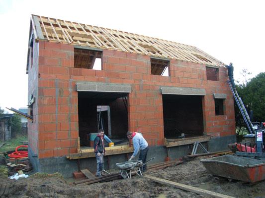 Maison ecologique constructeur ccmi ecop habitat for Construction maison brique