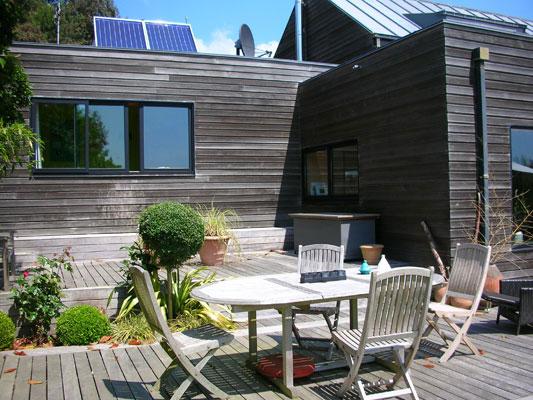 Maison ecologique constructeur ccmi ecop habitat - Constructeur maison bioclimatique ...