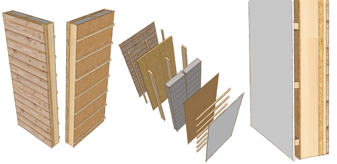 Construction Bois Ecologique : Maison ecologique – Constructeur CCMI ECOP Habitat.