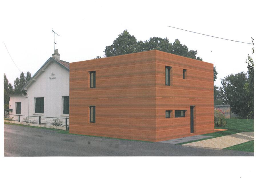 Perspectives maisons cologiques ecop habitat for Constructeur maison ecologique