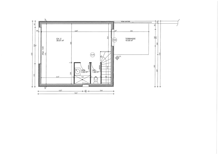 Conception plan maison latest persan plan maison avat - Conception plan maison gratuit ...