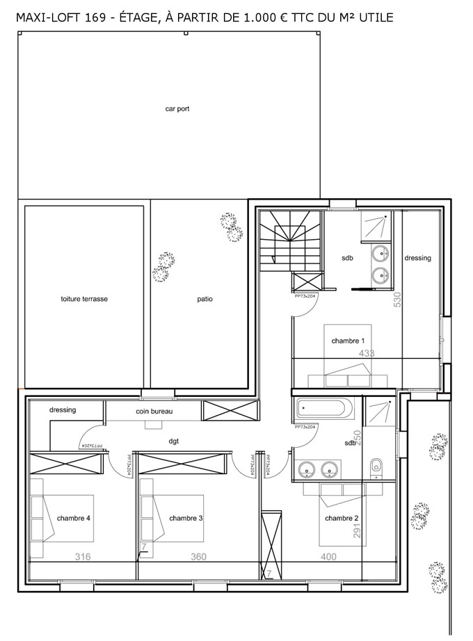 plan de maison a etage maison provenale plan de maison galice bastide provenale plan du. Black Bedroom Furniture Sets. Home Design Ideas
