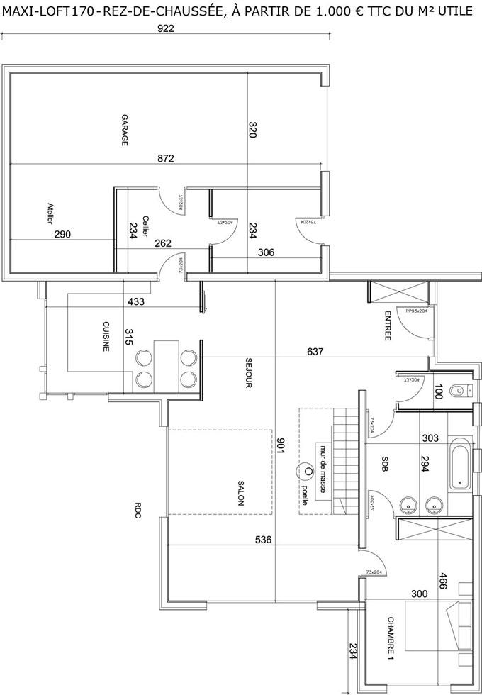 D Coration Maison Phenix Loft Limoges 32 Maison