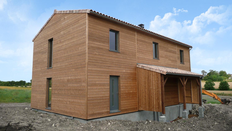 Avis sur le constructeur ccmi cologique ecop habitat jfc for Constructeur maison ecologique